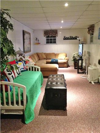 Sandwich Cape Cod vacation rental - Rec Room