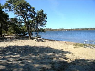 Harwich Cape Cod vacation rental - Seymour Pond Beach