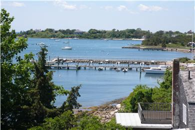 Woods Hole Woods Hole vacation rental - Sweeping view of Great Harbor