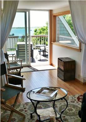 Woods Hole Woods Hole vacation rental - Relax and soak up the sun on the 3rd floor deck.