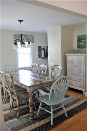 Mashpee Cape Cod vacation rental - Connected dining room makes entertaining a breeze