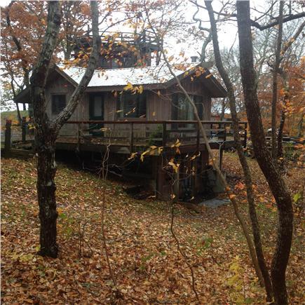 Provincetown Cape Cod vacation rental - Exterior Cottage