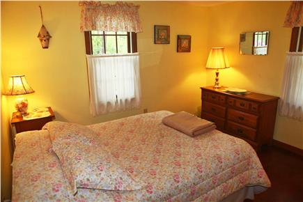 Eastham Cape Cod vacation rental - First floor, back bedroom with Queen bed
