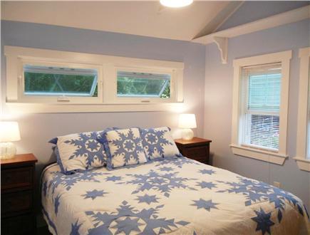 Wellfleet Cape Cod vacation rental - Master Bedroom with queen bed