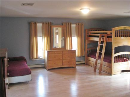South Chatham Cape Cod vacation rental - Huge Second Floor Bedroom w/3 twin beds