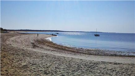 South Chatham Cape Cod vacation rental - 4/10 of a mile to the warm waters of Forest Beach