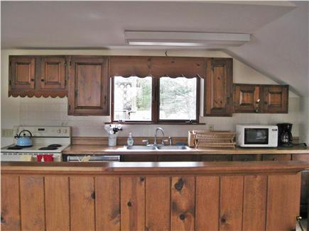 South Chatham Cape Cod vacation rental - Large eat-in-kitchen