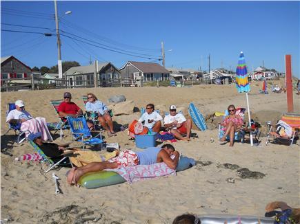 Dennisport Cape Cod vacation rental - Beach   yards away