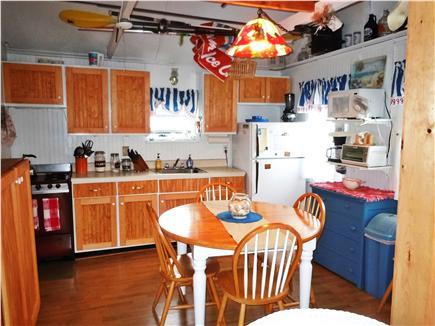 Dennisport Cape Cod vacation rental - Eat-in kitchen