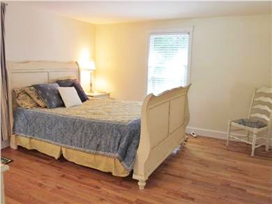 New Seabury New Seabury vacation rental - Second bedroom with queen sized bed and porch access