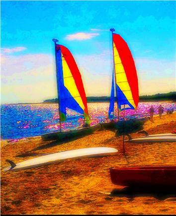 South Chatham Cape Cod vacation rental - Ridgevale Beach, rent a boat, sail Nantucket sound