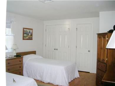 West Harwich Cape Cod vacation rental - #3 Twin bedroom with its own shower/tub