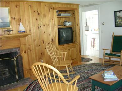 West Harwich Cape Cod vacation rental - Living Room view 1