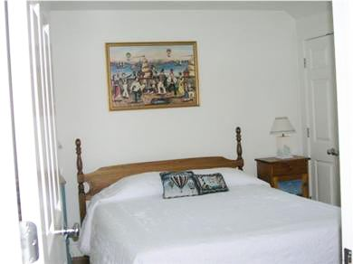 West Harwich Cape Cod vacation rental - Queen bedroom #1