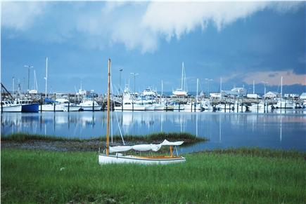 Wellfleet Cape Cod vacation rental - Wellfleet Harbor seen from property shore line