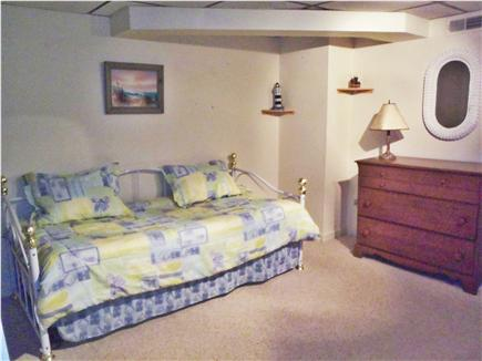 Hyannis Cape Cod vacation rental - Finished basement, Trundle bed (2 twins)