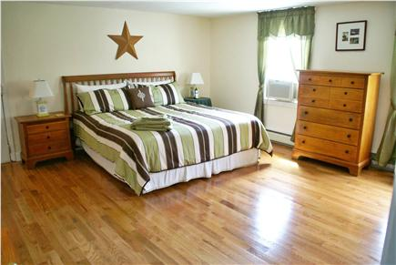 Hyannis Cape Cod vacation rental - King Bedroom w/ Private Bath - upstairs