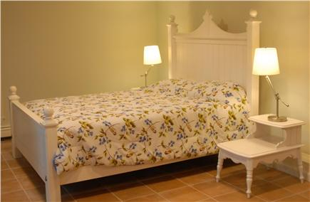 Orleans Cape Cod vacation rental - Downstairs Master bedroom with Queen bed