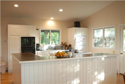 Orleans Cape Cod vacation rental - Open cook's kitchen