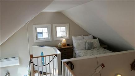 West Yarmouth Cape Cod vacation rental - Loft Bedroom with Full size Bed
