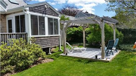 West Yarmouth Cape Cod vacation rental - Pergola