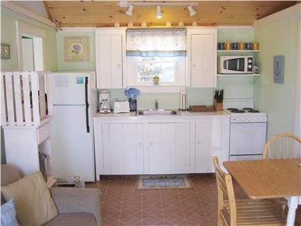 Eastham Cape Cod vacation rental - Kitchen/Common Area
