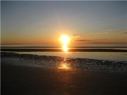 Eastham Cape Cod vacation rental - Sunset over Cape Cod Bay