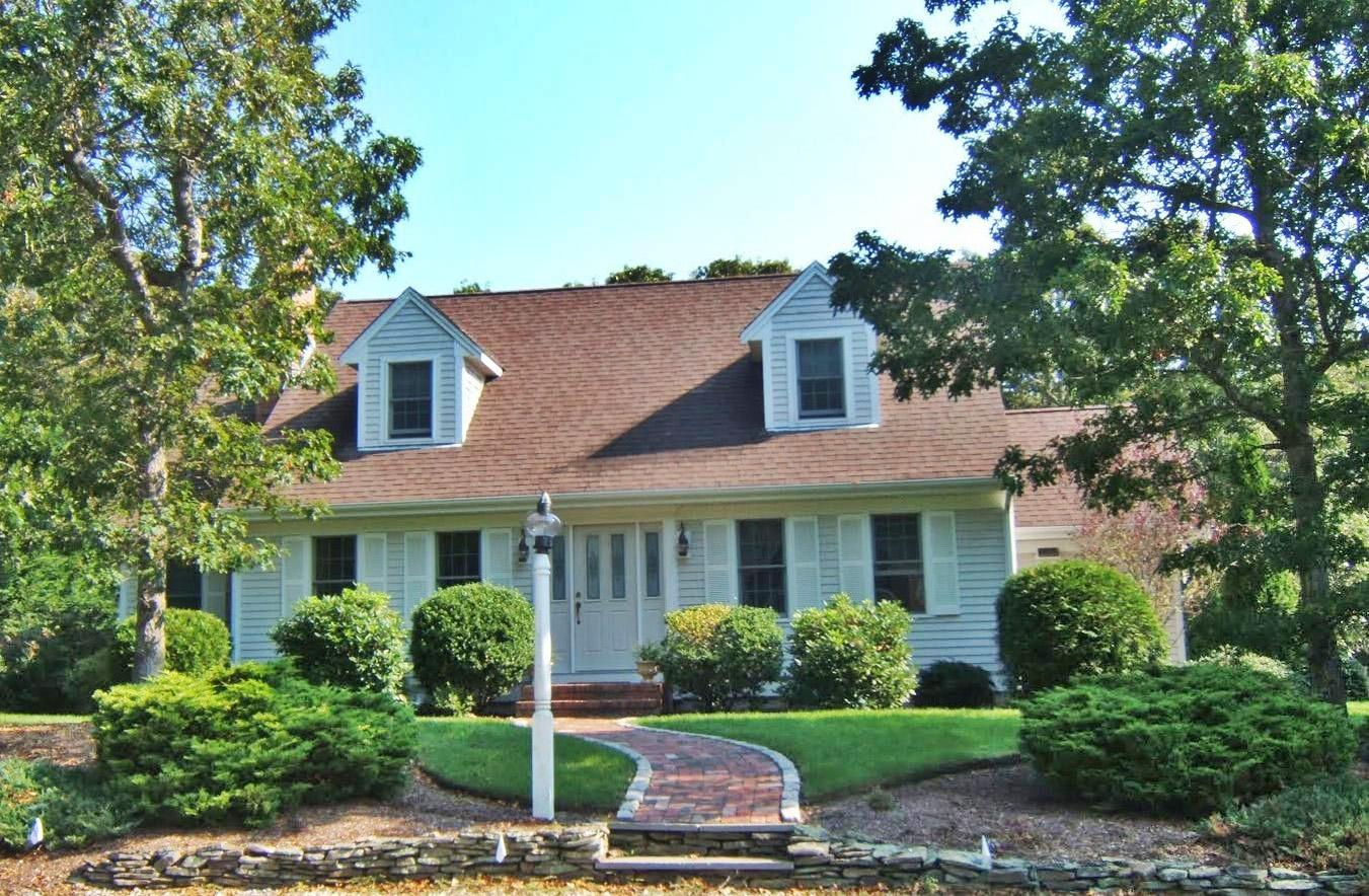 Dennis vacation rental home in cape cod ma 02638 id 20740 for Cabin rentals in cape cod ma