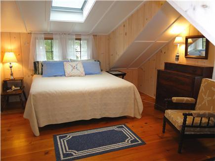 Hyannisport Cape Cod vacation rental - King bedroom upstairs