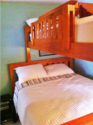 South Yarmouth Cape Cod vacation rental - Bunk - Full on bottom and twin on top