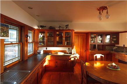 Woods Hole Woods Hole vacation rental - Kitchen eating area