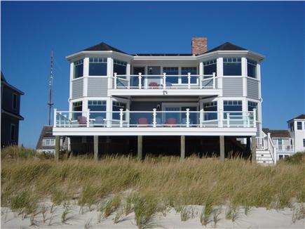 West Yarmouth Cape Cod vacation rental - Ocean front – views from every room