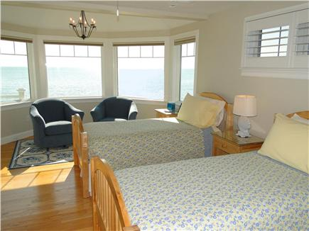 West Yarmouth Cape Cod vacation rental - Upstairs twin bedroom with door to upper deck