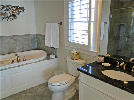 West Yarmouth Cape Cod vacation rental - Each bathroom is gorgeous, modern, and spacious
