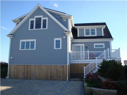 West Yarmouth Cape Cod vacation rental - View of house from street