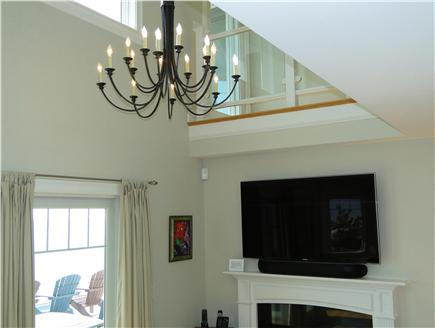 West Yarmouth Cape Cod vacation rental - Watch the TV from the living room
