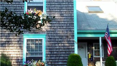Mashpee Cape Cod vacation rental - Two story home located in family neighborhood