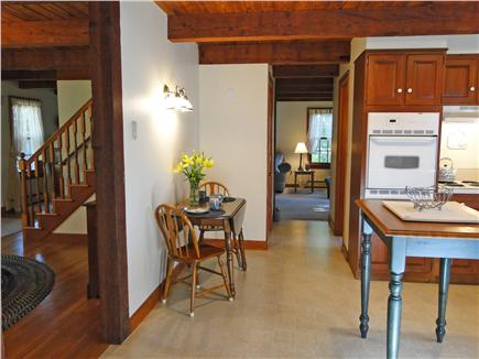 Brewster Cape Cod vacation rental - Open floor plan, great for gathering