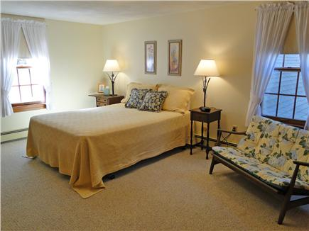 Brewster Cape Cod vacation rental - Upstairs queen master bedroom