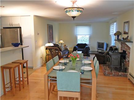 Chatham Cape Cod vacation rental - Dining area - adjacent to kitchen, second living room, & sun room