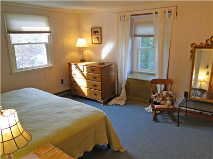 Chatham Cape Cod vacation rental - King bedroom upstairs, adjacent to bathroom