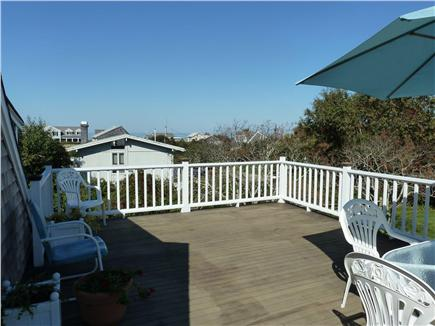 E. Dennis Cape Cod vacation rental - Roof deck with ocean views