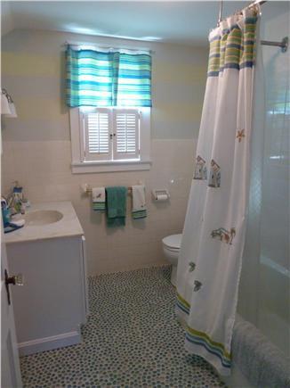 E. Dennis Cape Cod vacation rental - First floor bathroom