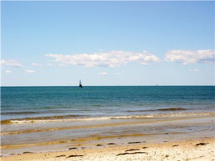 Harwich Port Cape Cod vacation rental - Private sandy beach just steps away