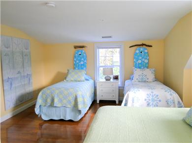 Hyannis Cape Cod vacation rental - Upstairs Bedroom Two