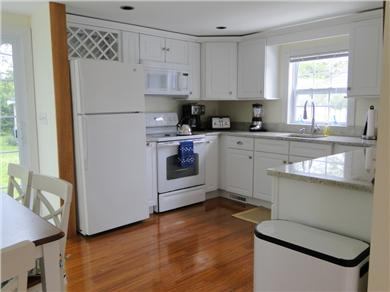 Hyannis Cape Cod vacation rental - Kitchen with granite countertop
