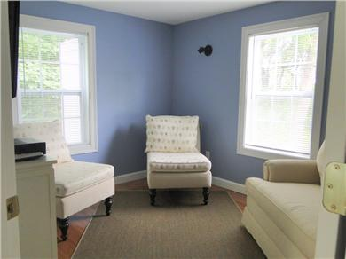 Hyannis Cape Cod vacation rental - Downstairs TV Room