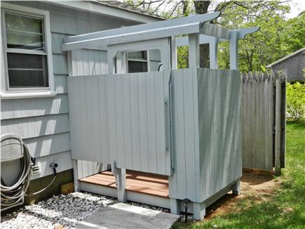 North Eastham Cape Cod vacation rental - Updated outdoor shower