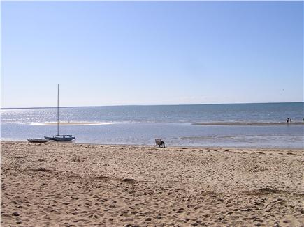 Eastham Cape Cod vacation rental - Campground Beach, great sunset!