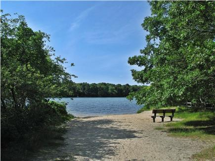 South Yarmouth Cape Cod vacation rental - Long Pond